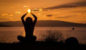 Yoga y gafas PSIO