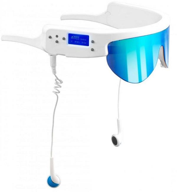 Luminoterapia Gafas PSIO - codigo promo NEWMIND