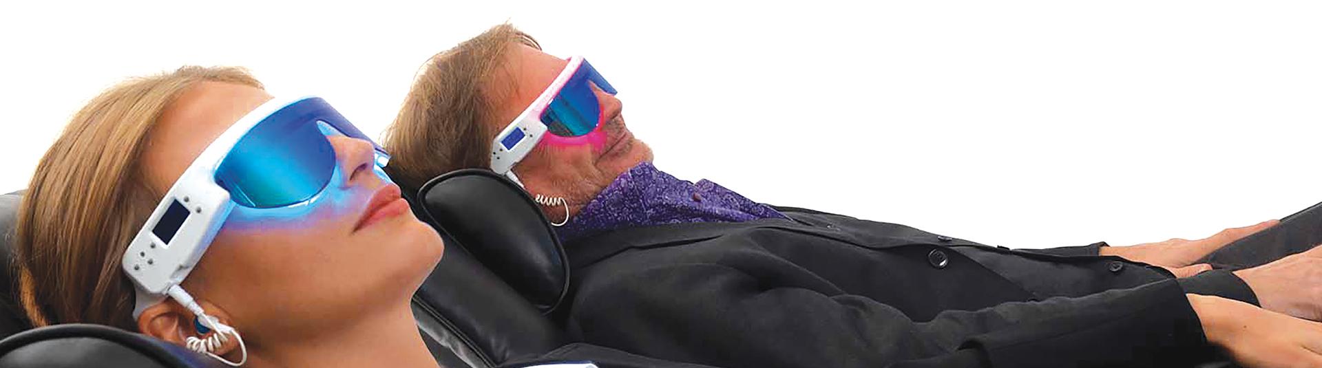 Luminoterapia Gafas PSIO - Zenfácil
